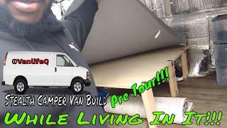 how to live in a cargo van - मुफ्त ऑनलाइन