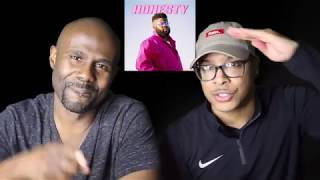 Pink Sweat$   Honesty (REACTION!!!) (Up & Coming R&B Artist!)