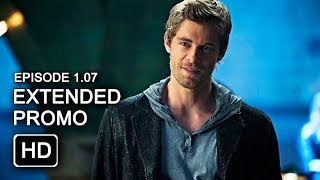 "Люди Будущего, Расширенное промо 1x07. ""Limbo"""