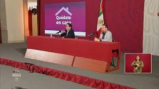 #ConferenciaDePrensa: #Coronavirus #COVID19 #QuédateEnCasaYa | 29 de marzo de 2020