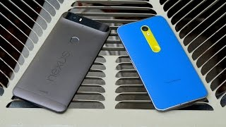 Nexus 6P vs Moto X Pure Edition | Pocketnow