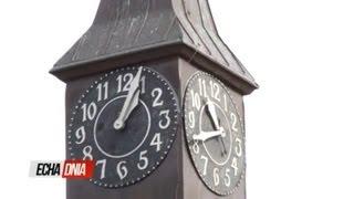 Pijane zegary - Umowny czas