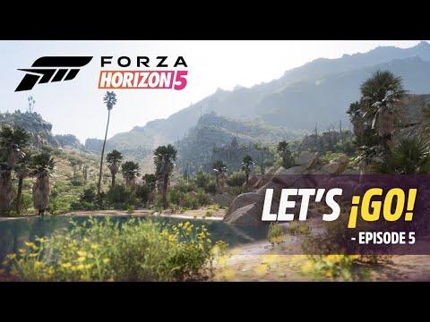 Forza Horizon 5: Let's ¡Go! – Episode 5 de Forza Horizon 5