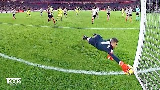 Impossible Saves in Football