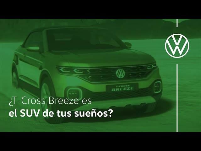 T Cross Breeze | Volkswagen México