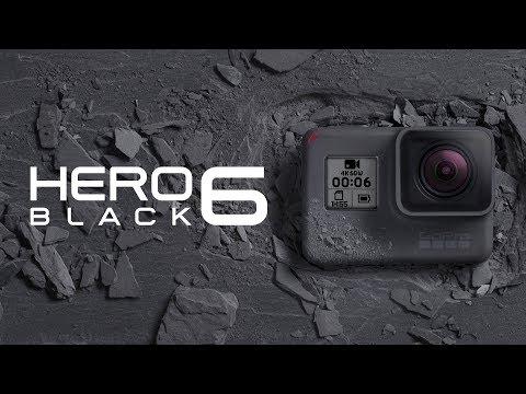 GoPro: Meet HERO6 Black + QuikStories in 4K