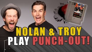 RETRO REPLAY -  Nolan & Troy Play Punch Out!!