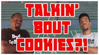 TALKIN' BOUT COOKIES?! - NBA 2K16 Head to Head Blacktop Gameplay