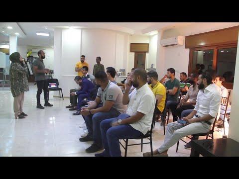 العرب اليوم - شاهد: الصحافيون عالقون بين الانقسام السياسي والمواجهات العسكرية في ليبيا