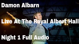 Damon Albarn And The Heavy Seas Live At The Royal Albert Hall London ***FULL SHOW***
