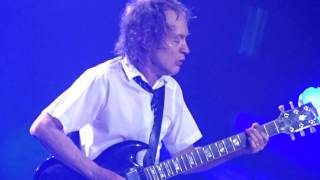 AC/DC TOUCH TOO MUCH LIVE. DÜSSELDORF, JUNE 15th 2016.