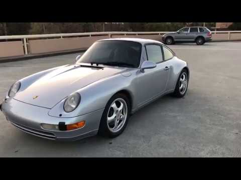 1996 porsche 911 carrera ebay for sale 1996 porsche carrera supercharged walk around youtube publicscrutiny Choice Image
