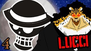 HoroWeen! Best One Piece Villains #4 - Rob Lucci
