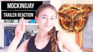 MOCKINGJAY PART 2 TEASER TRAILER REACTION - Video Youtube