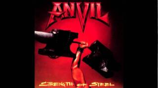 Anvil Cut Loose from Strength Of Steel