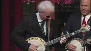 Steve Martin & Earl Scruggs   Foggy Mountain Breakdown