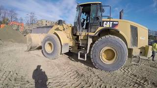 HOW TO OPERATE - A Front End Loader! HD 6:51 Play time!