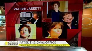 """Valerie Jarrett: President Obama Will Be """"citizen Like Everybody Else"""""""