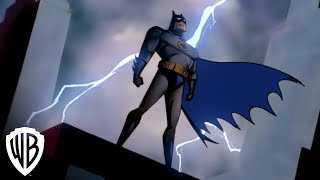 Batman: The Animated Series | Remastered Opening Titles | Warner Bros. Entertainment