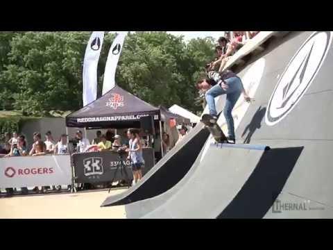Ethernal Skate Films / World Cup Skateboarding X Jackalope Fest 2014 / Women's Finals Street Course