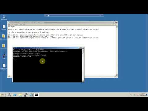 HP Data Protector - Install Data Protector Cell manager and client agent - Part 1