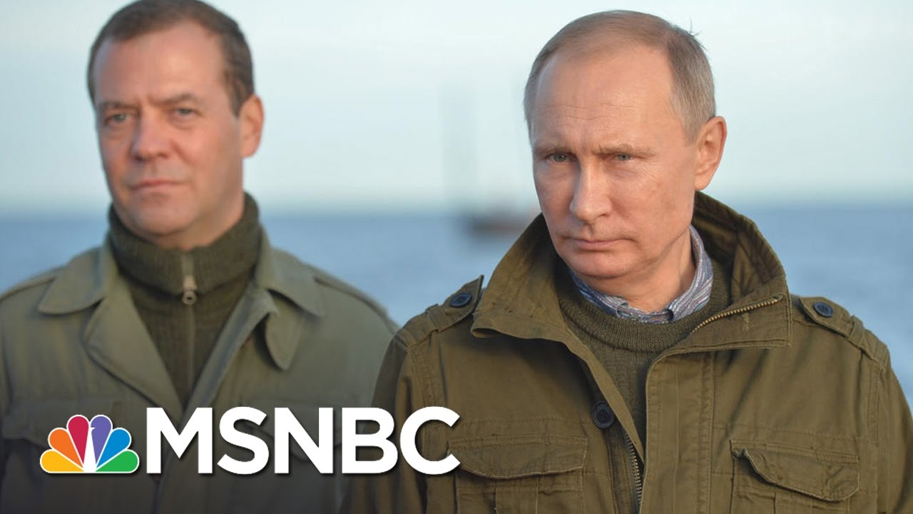 U.S. Denies Communications 'Frozen' With Russia | MSNBC thumbnail