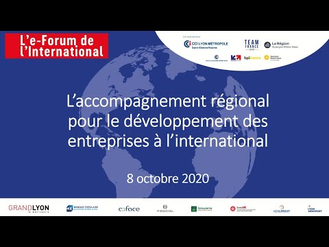 Les aides financières et le Plan de Relance Export 2020