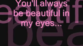 Beautiful In My Eyes   Joshua Kadison Lyrics