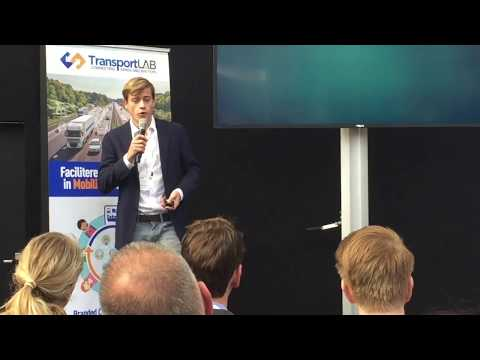 Talking Traffic & Logistics - NHTV student challenge, team 1