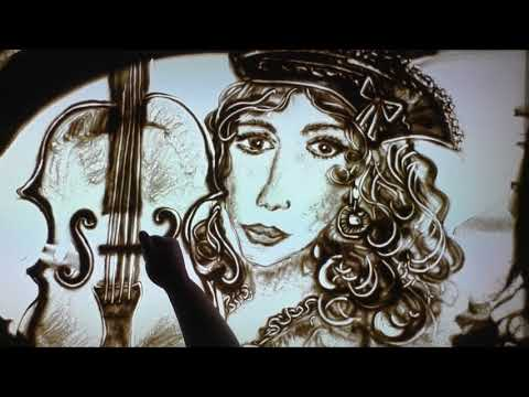 Esmeralda Violin Show video preview
