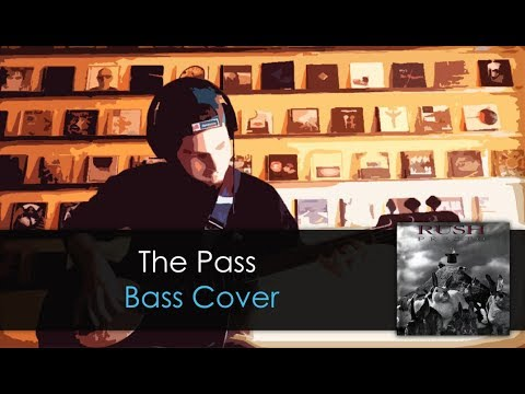 Rush The Pass Bass Cover TABS daniB5000