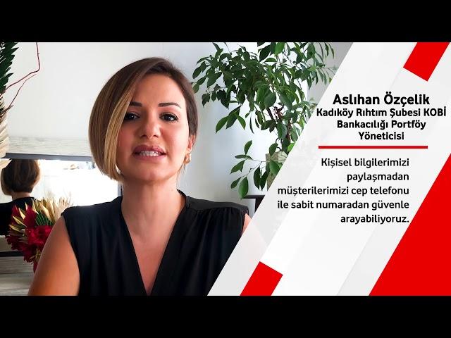 Vodafone Business Denizbank'a nasıl destek oldu?