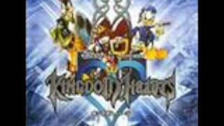 Kingdom Hearts OST - Dive Into The Heart -Destati-