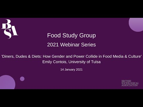 Diners, Dudes & Diets: How Gender and Power Collide in Food Media & Culture
