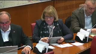 Audition de Madame Isabelle Harel Dutrou présidente de la commission particulière du débat public su