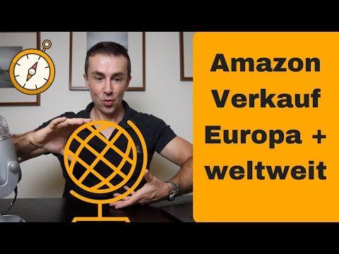 Amazon FBA international und europaweit verkaufen, Marktpläzte im Ausland nutzen