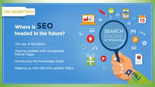 Pick Search Engine Optimization Company by PNJ Sharptech
