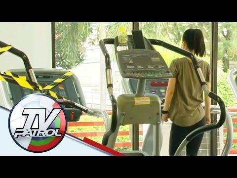 [ABS-CBN]  'Balik-alindog program' matapos ang lockdown? Mga panuntunan sa gym inilatag | TV Patrol