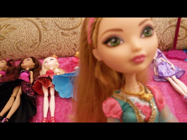 Видео Ever After High