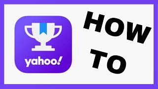 How To Use Yahoo! Fantasy 2020 Tutorial