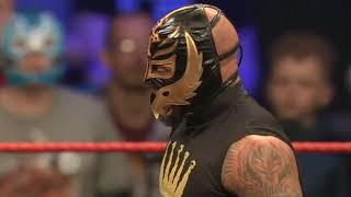 5 Star Wrestling: 08/02/2018 Rey Mysterio VS Mark Haskins Newcastle Metro Radio Arena
