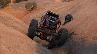 Can Heavy D Make It Out Of This Jam In The Moab Desert? | Diesel Brothers