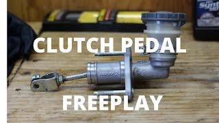 Clutch Pedal Freeplay | Honda S2000