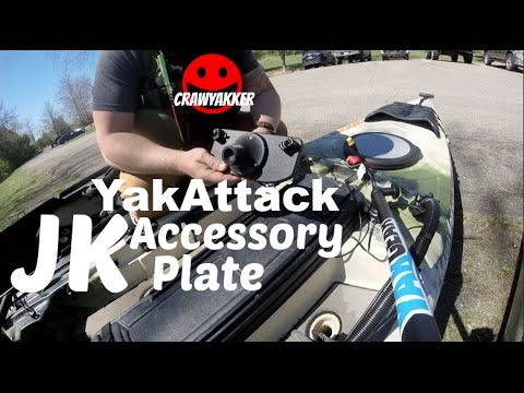 YakAttack JK Hatch Accessory Plate Review