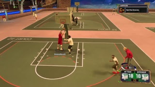 Shooting GOD Carries Subscribers for fun NBA 2K17 MYPARK