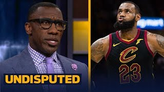 Shannon Sharpe on why the Cavs' No. 8 draft pick isn't enough to keep LeBron | NBA | UNDISPUTED - Video Youtube