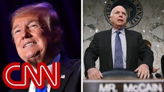 Peters: Trump is just shameful, obscene