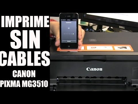 Impresora Canon Pixma MG3510