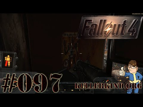 Fallout 4 - Automatron #097 - Gemetzel in der Roboterfabrik ★ Let's Play Fallout 4 [HD|60FPS]