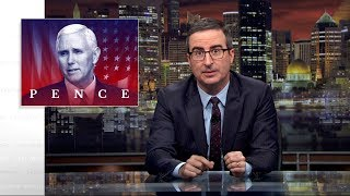 Mike Pence: Last Week Tonight with John Oliver (HBO) | Kholo.pk